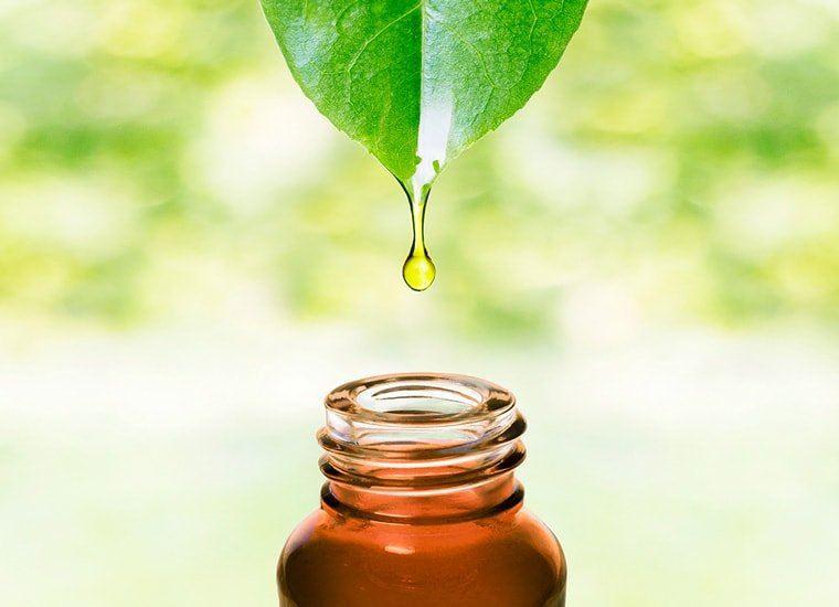 Эфирное масло - средство от насморка