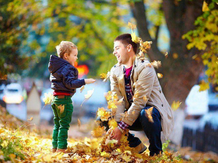 Прогулки с ребенком в сезон гриппа и простуд