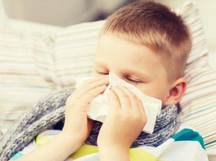 Ребенок начинает заболевать: как лечить