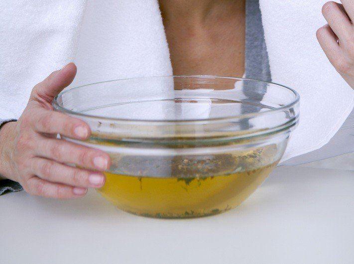 Лечение простуды ингаляцией