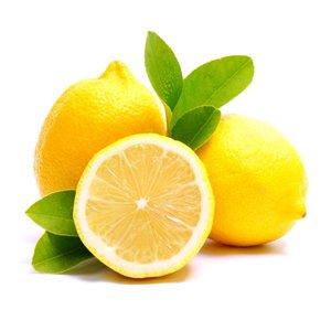 Лимон при простуде. Фото