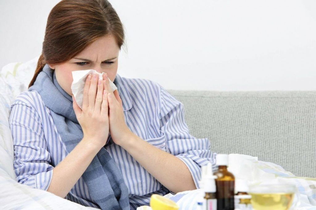 простуде нет картинки всего