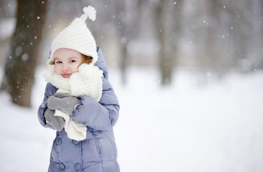 Переохлаждение у ребенка зимой